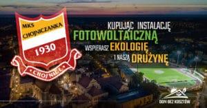 Współpraca DBK x MKS Chojniczanka