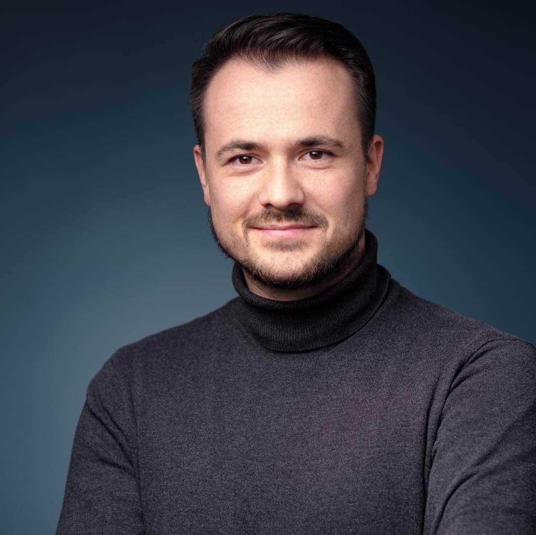 Maciej Urbaniak doradca Handlowy DBK
