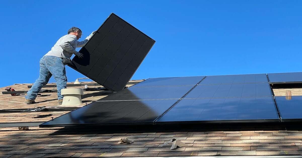 Jaki wybrać dach pod fotowoltaikę