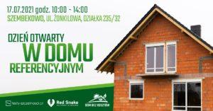 Dni otwarte w domu referencyjnym Szembekowo